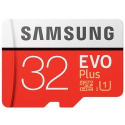 SAMSUNG Memory Card 32G SDHC TF80M Grade EVO+ MicroSD Class 10 Micro SD C10 UHS TF Trans Flash 32GB Cartao SD Free Shipping
