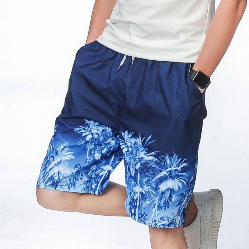 Nuevas Mujeres de Los Hombres de Secado rápido Beach Shorts Boxer Trunks traje de Baño Verano 2017 Hombres mujeres Parejas Boardshorts de Surf Deporte Bordo pantalones cortos
