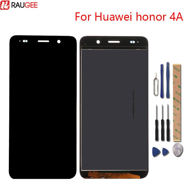 For Huawei Honor 4A LCD Display +Touch Screen New Display Digitizer Glass Panel For Huawei Honor 4A Y6 SCL L01/L21 /L04