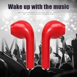 TWS In-Ear Wireless Earphone Bluetooth Headset Invisible Music Earbud With Mic For Apple iPhone Samsung Xiaomi Huawei Head Phone