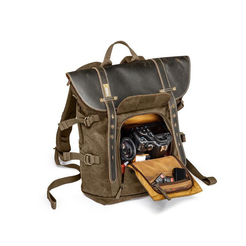 En gros National géographique NG A5290 sac à dos SLR sac Photo toile pour ordinateur portable sac Photo
