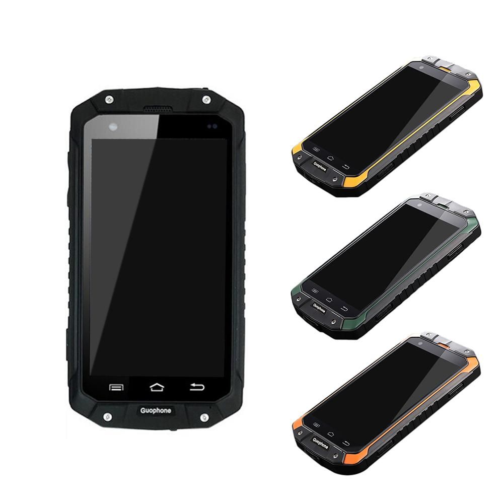 Guophone V9 1GB+8GB IP68 Waterproof Shockproof Phone MTK6580 Quad Core Smartphone GPS 3G 8MP Android Smart Phone Telephone
