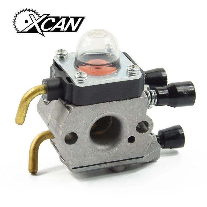 XCAN Carburetor Carb FOR STIHL FS38 FS45 FS46 FS55 FS74 FS75 FS76 FS80 FS85 glass trimmer cutter STIHL chain saw accessories