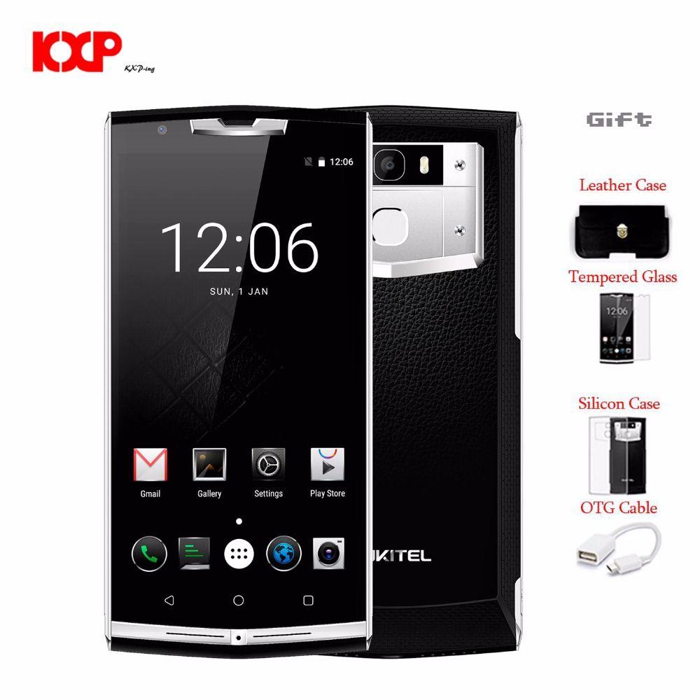 Original Oukitel K10000 Pro Android 7.0 Handy 5,5