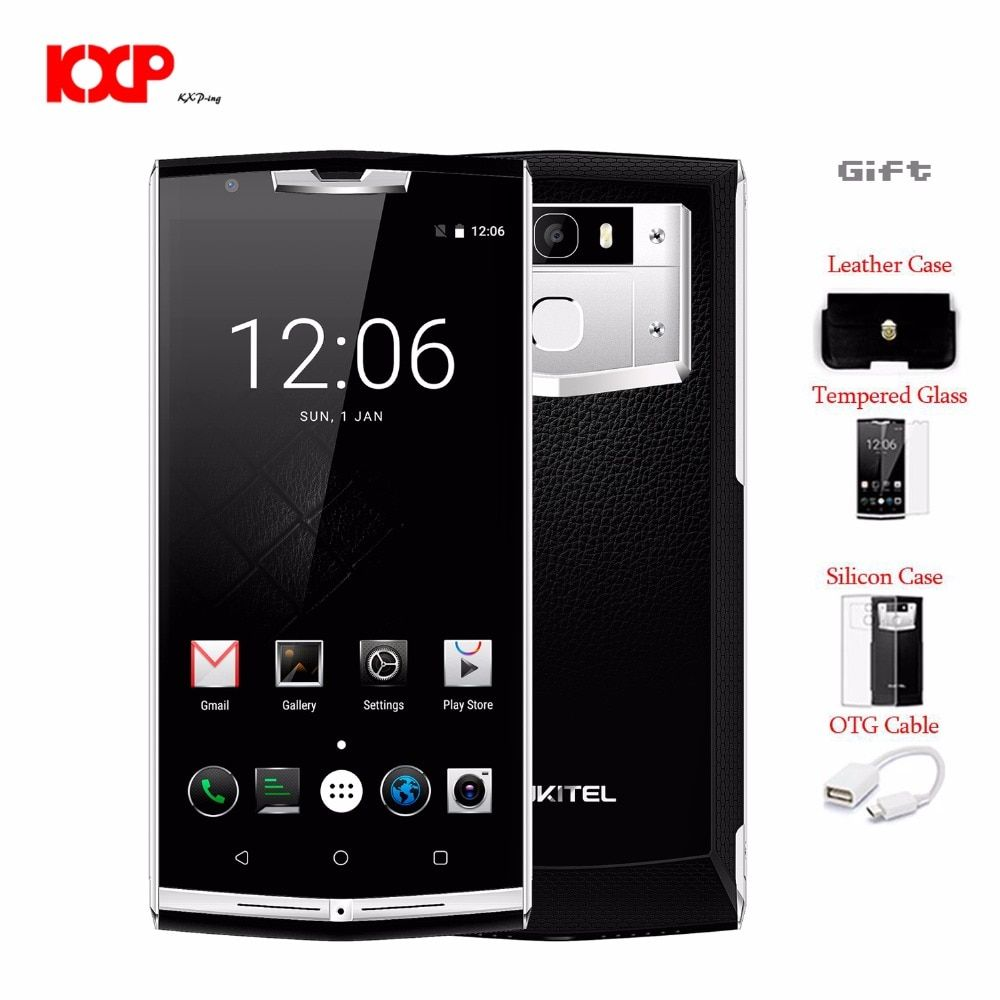 Original Oukitel K10000 Pro Android 7.0 Mobile Phone 5.5