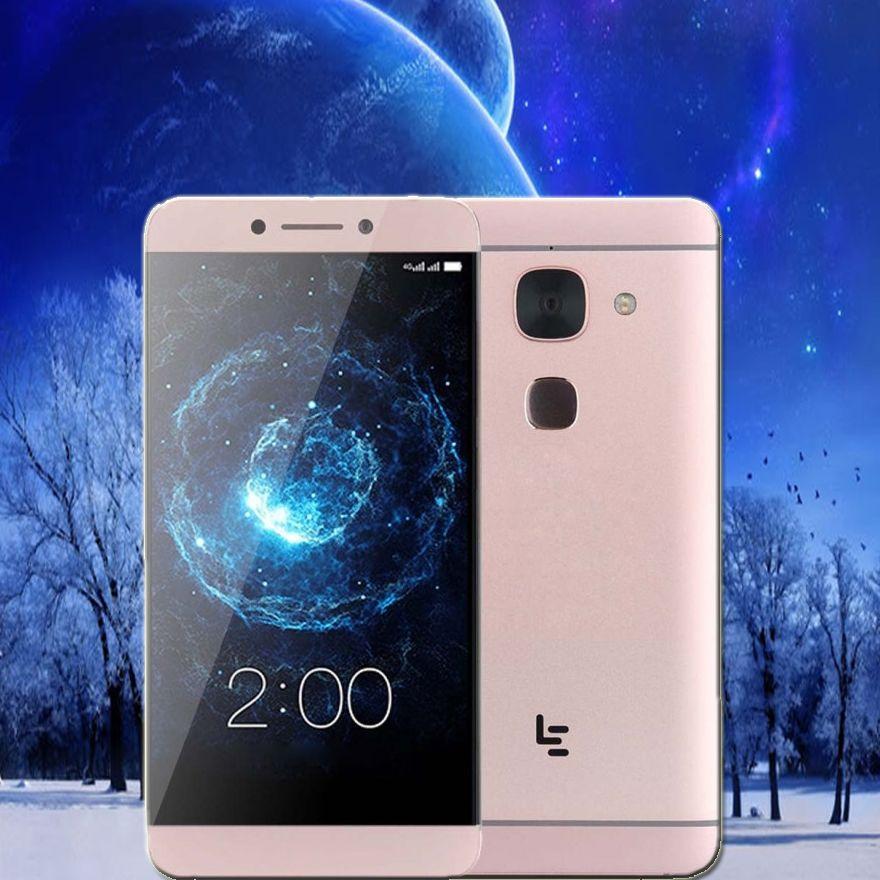 Original Letv LeEco Le Max 2 X820 4G LTE Mobile Phone Quad Core 5.7 <font><b>2560x1440</b></font> 6GB RAM 64GB ROM 21.0MP Touch ID