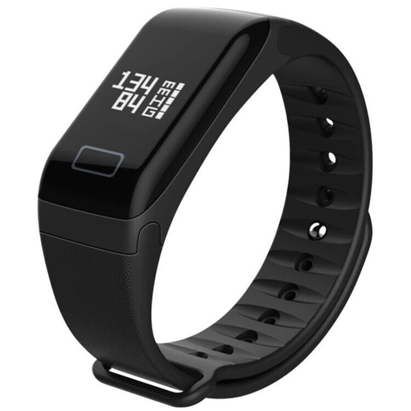 LETIKE <font><b>Blood</b></font> Pressure Smart Bracelet Sport Pedometer Fitness Tracker Wrist Smartband Pulse Measure Waterproof For IOS Android