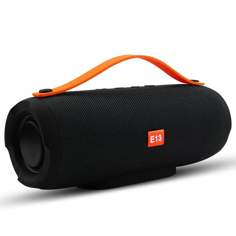 E13 Mini haut-parleur Bluetooth sans fil Portable haut-parleur stéréo haut-parleur Radio musique Subwoofer colonne haut-parleurs pour ordinateur avec TF FM