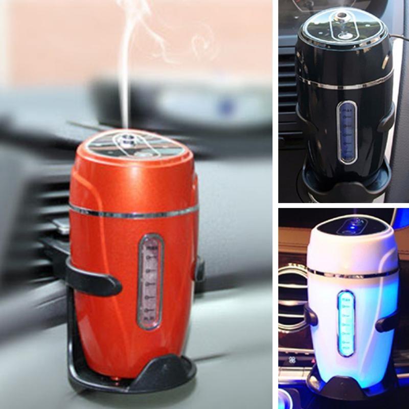 New Car Humidifier USB Mini Air Humidifier Anti Drying Ultrasonic Aroma Humidifier 5V