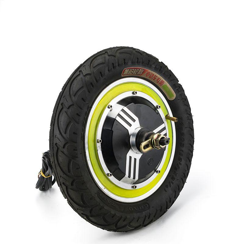 0,5 Elektrische fahrrad conversion kit 12 zoll 24 v 36 v 48 v 350 watt Bürstenlosen Nicht-getriebe Hub motor E bike Motor Rad Motor Roller Motor