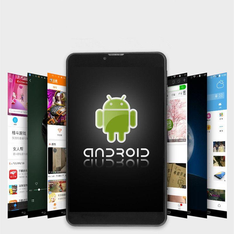 Smart Digital MP4/3 player Mit HD 7 zoll Touch Sereen Musik Spiele Digital Spieler Drahtlose Wifi Internet 8g Bluetooth Tablet