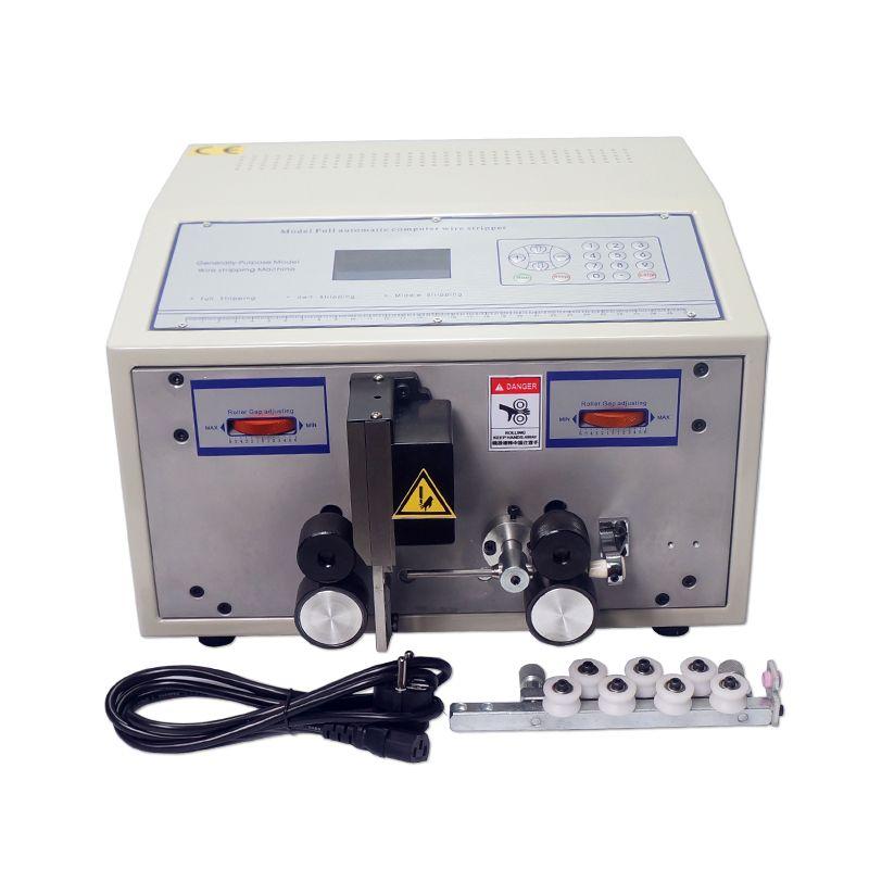 Heißer Verkauf SWT508C Automatische Abisolieren Draht Maschine Skinning Schneiden Draht Maschine Computer 2.5mm2