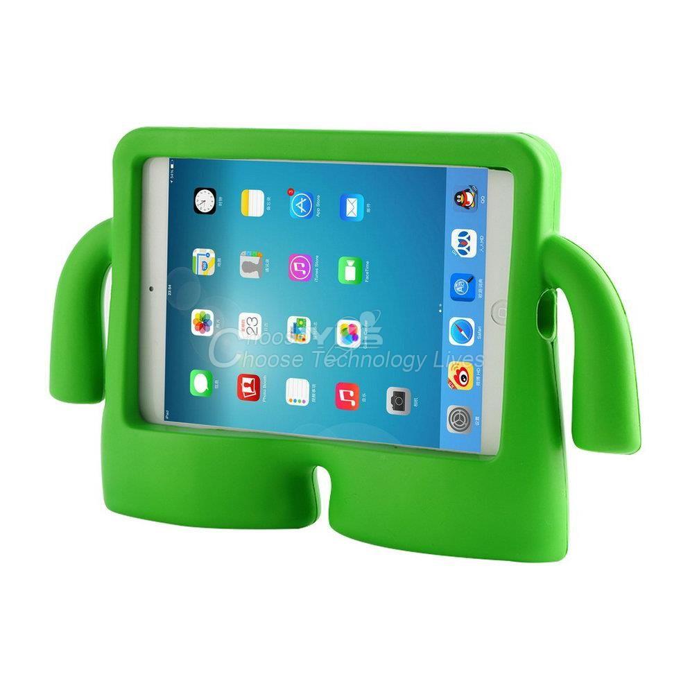 Новый противоударный детские ручки пены чехол Подставка для Apple, для iPad 2 3 4