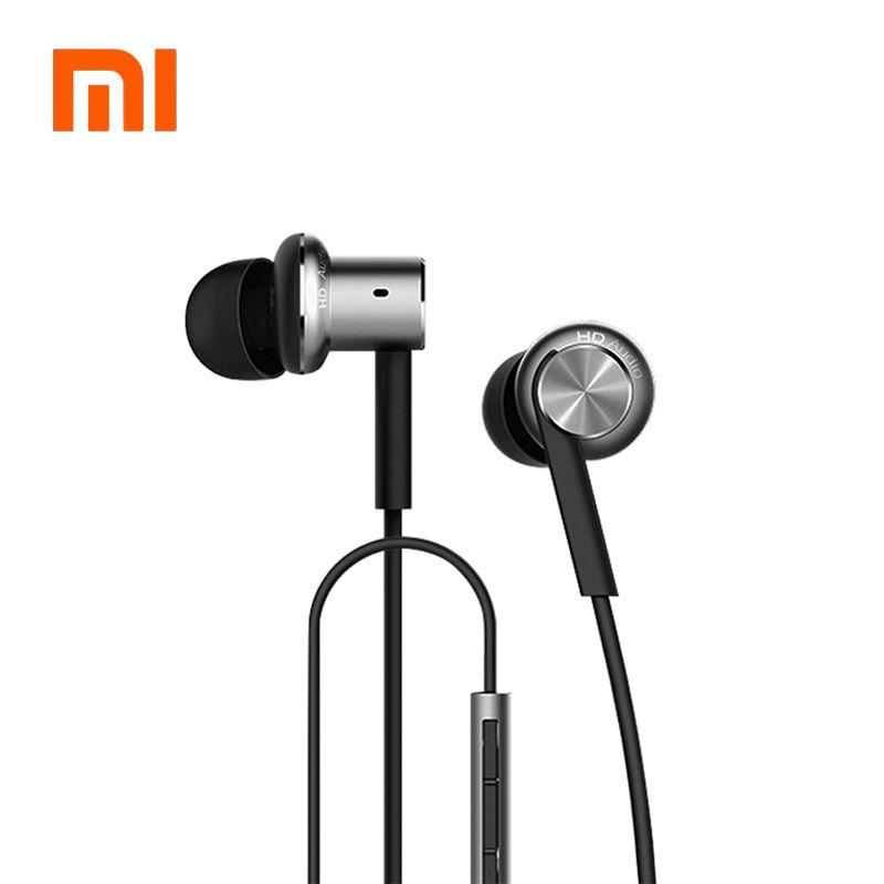 Original Xiaomi Hybrid Mi In-Ear Earphone Mi Piston Pro with MIC Xiaomi Earphone For Xiaomi Lenovo Android Phones