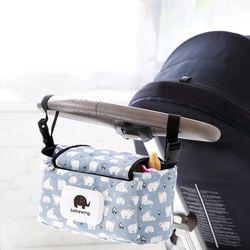 Multifunction Stroller Bag Portable Diaper Bags Large Capacity Baby Bag Organizer For Prams Mother Maternity Bags 33x13x16cm