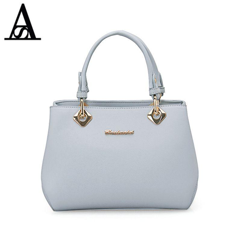 Aitesen 2017 mode pu-leder handtaschen louis taschen tragetaschen für frauen Damen sac ein haupt femme de luxe marque canta