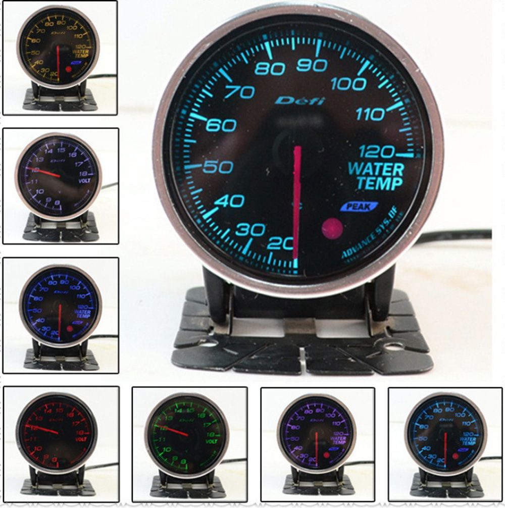 Colorful Universal tachometer 2.5