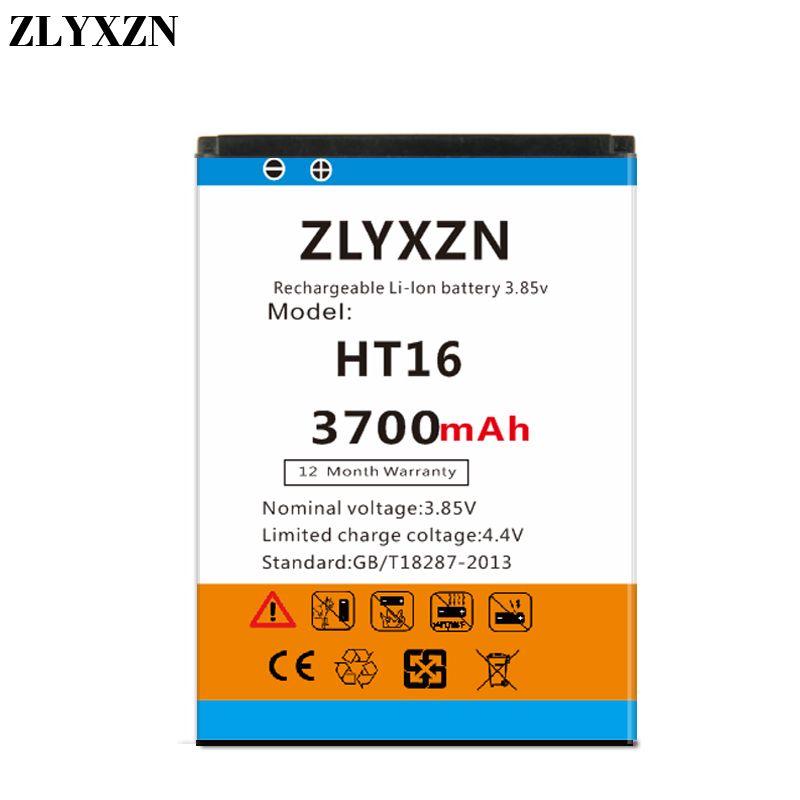 3700 mah HT16 Batterie Für HOMTOM HT16 HT16 Pro handy batterie