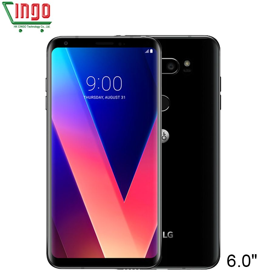 Original Unlocked LG V30 Plus H930DS 4G LTE Mobile Phone RAM 4GB ROM 128GB Android Dual Sim Octa Core 6.0