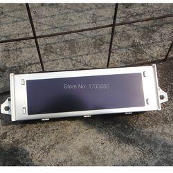 Véritable Pour Peugeot 307 407 408 citroen C4 C5 Voiture rouge écran support USB et Bluetooth Affichage rouge moniteur 12 broches