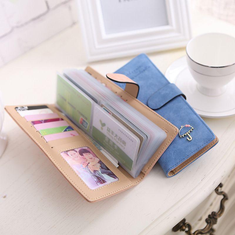 Держатель кредитной карты случай паспорт кожа женские Бизнес ID 55 карты кошельки порте Carte держатель для карт carteira feminin