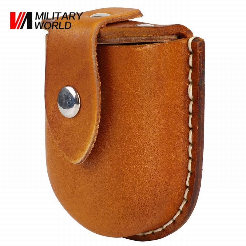 Outdoor Tactical Airsoft Molle Slingshot Pouch Accessory Shooting Leather Balls Waist Belt Bag Hunting Holster Accessories