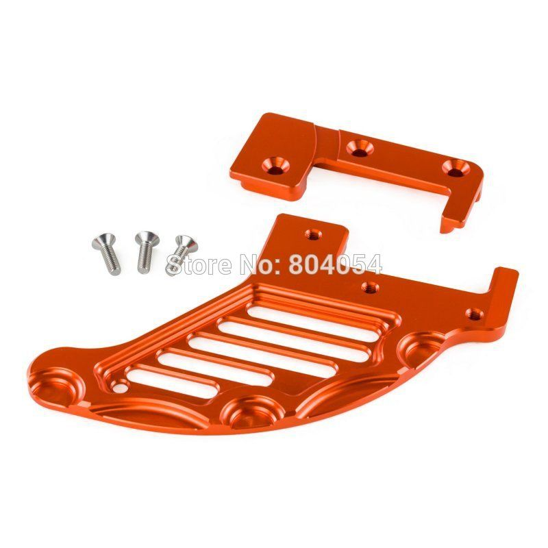 CNC Rear Brake Disc Guard Cover For KTM 125 150 200 250 300 350 400 450 505 525 530 540 SX XC SXF XCF XCW EXC MXC XCF-W EXCR