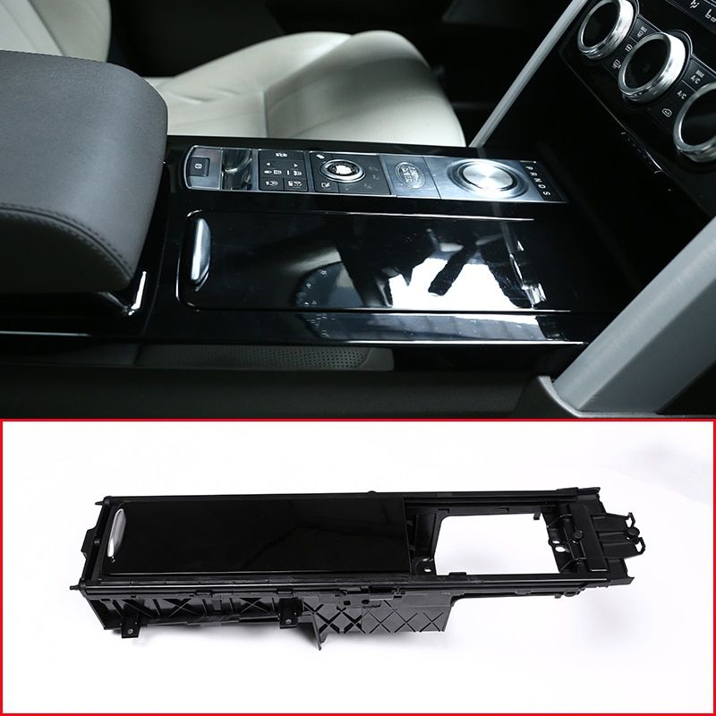 Neue Ersatzteile Cup Holder Frame Für Land Rover Discovery 5 LR5 S SE Version Auto Zubehör
