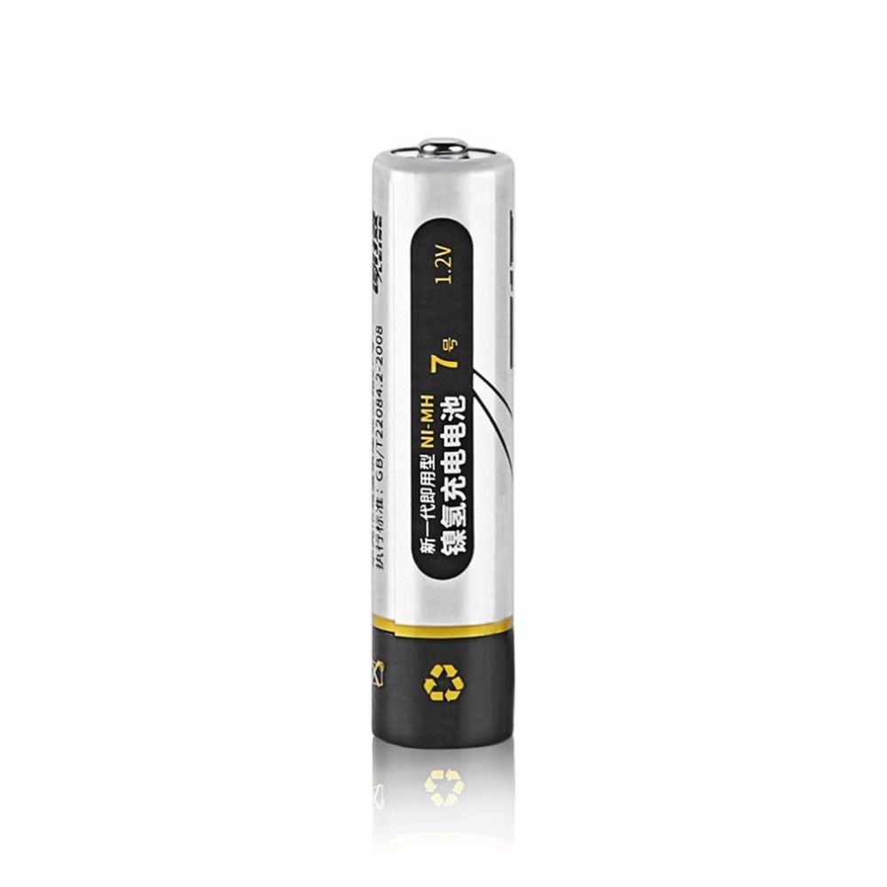 8pcs Immediacy Ni-MH Rechargeable Battery 1.2V AAA 1000mAh Environmentally Friendly Low Consumption Battery For Toy And Mouse