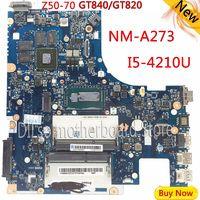 KEFU G50-70M для Lenovo g50-70 z50-70 i5 материнской ACLUA/ACLUB NM-A273 Rev1.0 с GT820M/GT840M видеокарты Тесты