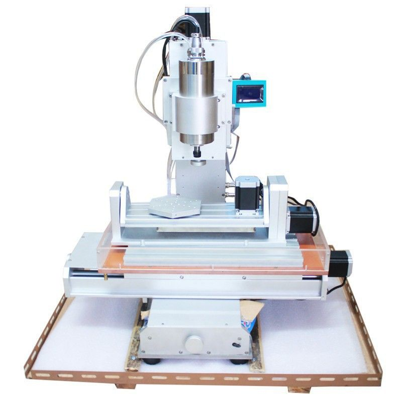 Russia No tax! woodworking machines  5 axis cnc router 3040,machine for carving