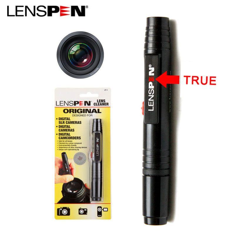 LENSPEN LP-1 Poussière Cleaner Caméra De Nettoyage Lentille Stylo Brosse kit pour Canon Nikon Sony Lentilles et Filtres Lingettes pour Lunettes Duster