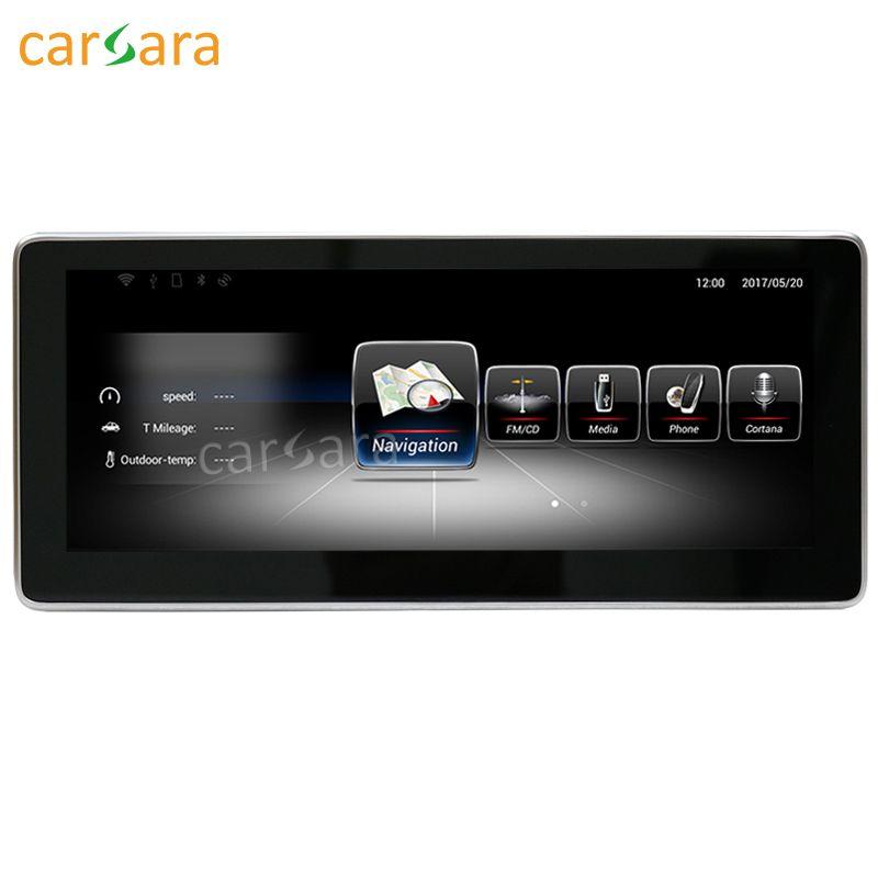 Carsara Android display für Benz E-klasse W212 2013-2014 10,25