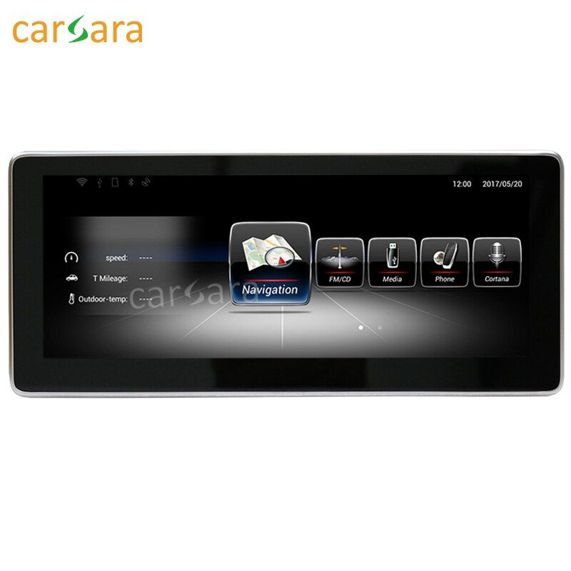 carsara Android display for Benz E Class W212 2013-2014 10.25