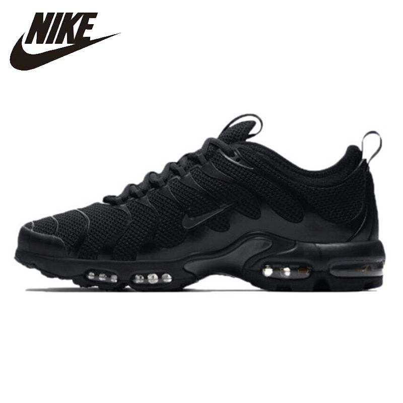 Nike New Arrival Air Max Plus Tn Men's Running Shoes Breathable Classic Air Cushion Leisure Time Sneakers 898015-005