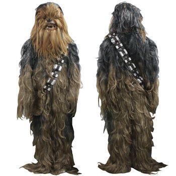 Star Wars Costumes  7 Series Cosplay Chewbacca Halloween Suit Costume