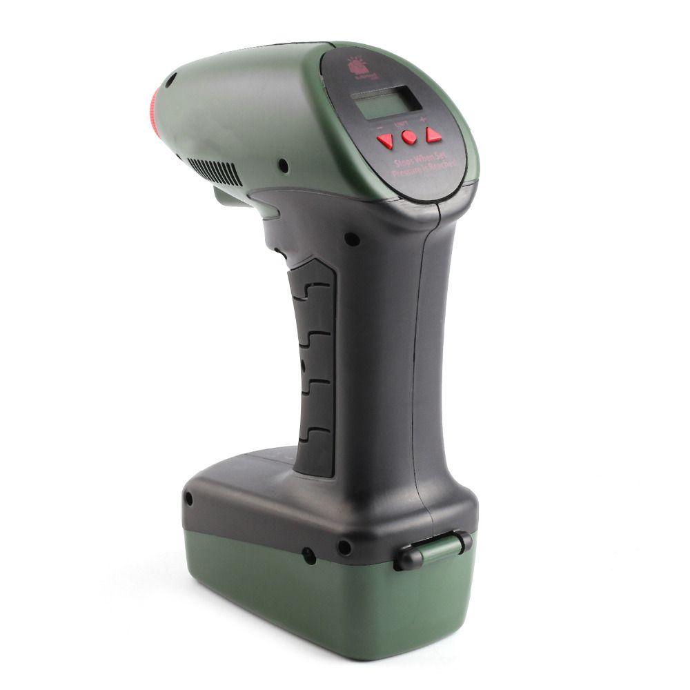 Цифровой Дисплей 12 В нейтральный воздушный компрессор Портативный ручной Электрический велосипед автомобильных шин мяч Насосы для автомо...