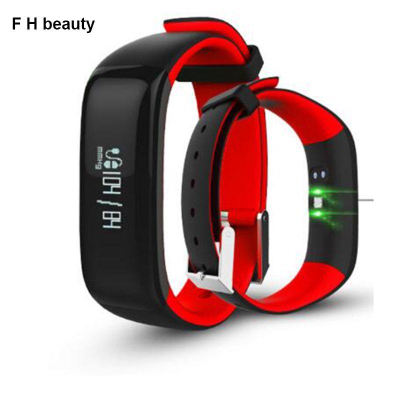 F H beauté blood Pressure Pulse Moniteurs Portable santé Blood Pression Moniteur de Fréquence Cardiaque Moniteur tensiomètre