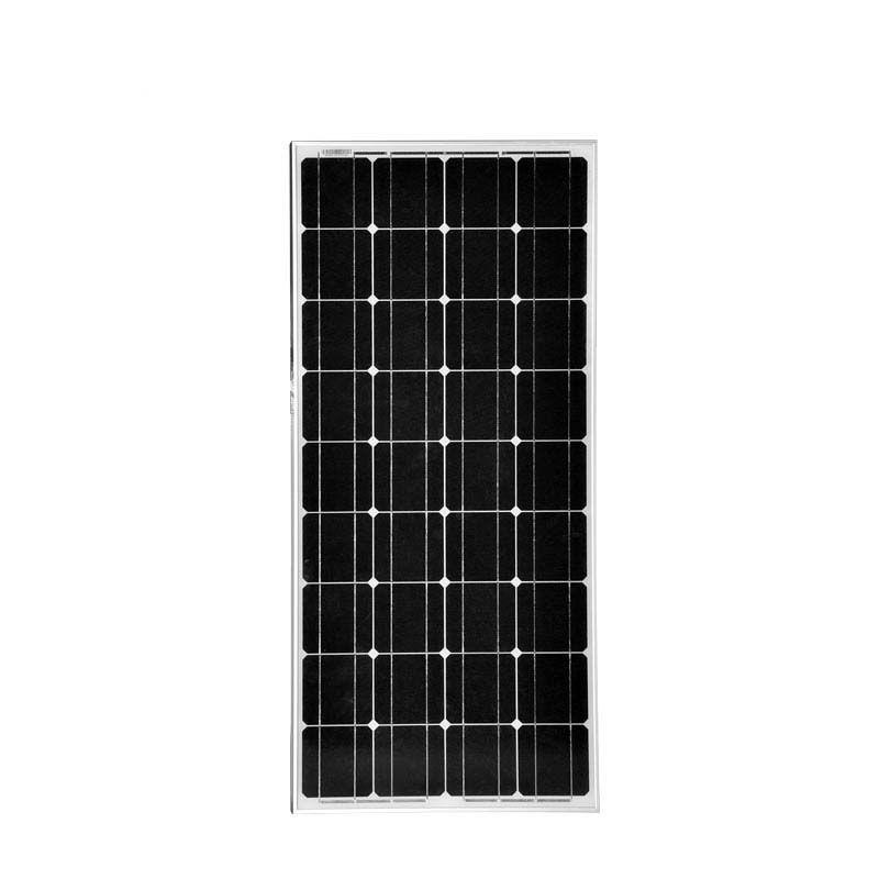 Panneau solaire 100 w 12 v batterie chargeur solaire panneau photovoltaïque cellule solaire monocristalline rv Camp module solaire pour la maison maldive