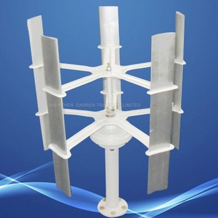 10 w Max 15 W 12 V c; Hohe-effiziente Kleine Inländischen Wind Turbine Generator, 5 klingen Wind Energie Rotor
