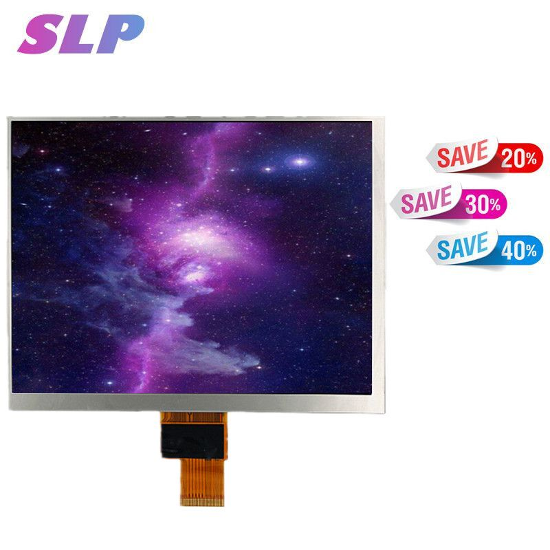 Skylarpu 8''inch LCD panel for PRESTIGIO Multipad PMP5580C Duo Pro Tablet TFT LCD Display Screen Replacement Panel Parts