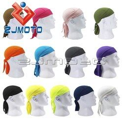 Motorcycle Biker Bandana Pirate Cap Head Wrap Do-rag Durag Headwrap Headscarf Hip Hop Rock Head Scarf