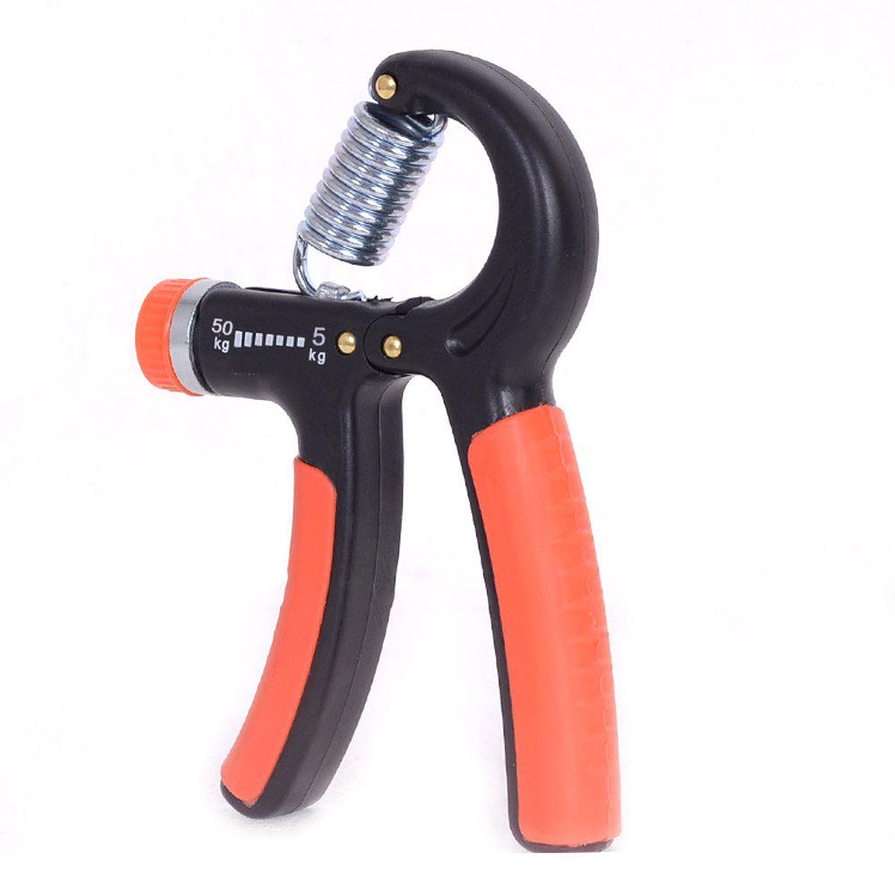 Fitness Hand Grip Gripper 5-60 Kg Adjustable Hand Expander <font><b>Exerciser</b></font> Wrist Strength Training Grips finger trainer
