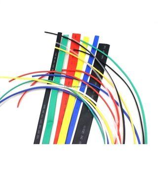 7 Couleur 1mm/1.5mm/2mm/2.5mm/3mm/3.5mm/4mm Électronique Gaine Thermorétractable 2:1 Thermorétractable Tube 5 M