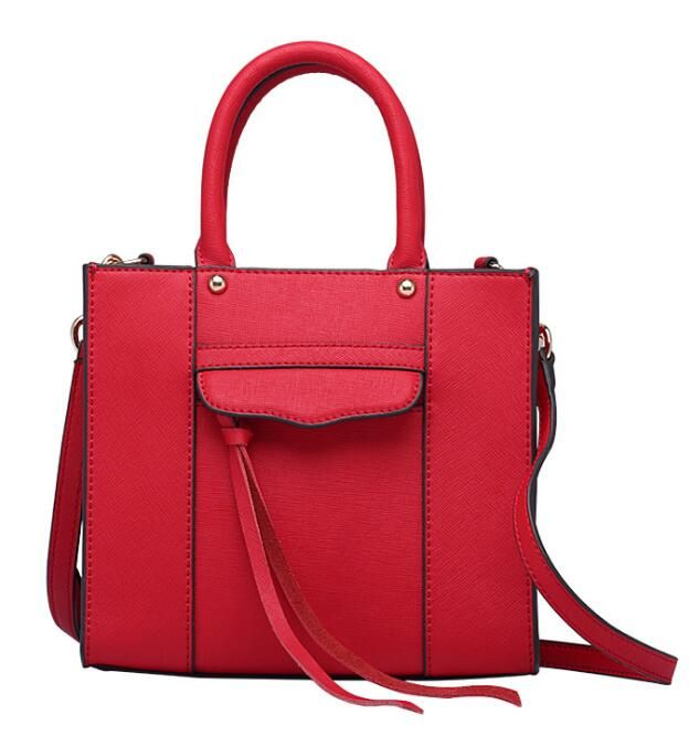 Leder Tasche Große Umhängetasche Berühmte Marke Frauen Leder Handtasche//B10//34*16*24 cm
