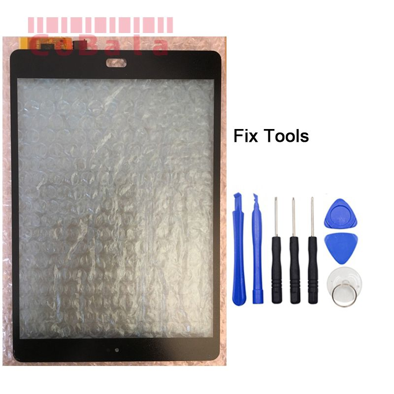 1PCS For Asus ZenPad 3S 10 P001 Z500M Z500KL P027 9.7 Touch Screen Digitizer Lovain LCD Outer Panel Front Glass Sensor+Tools
