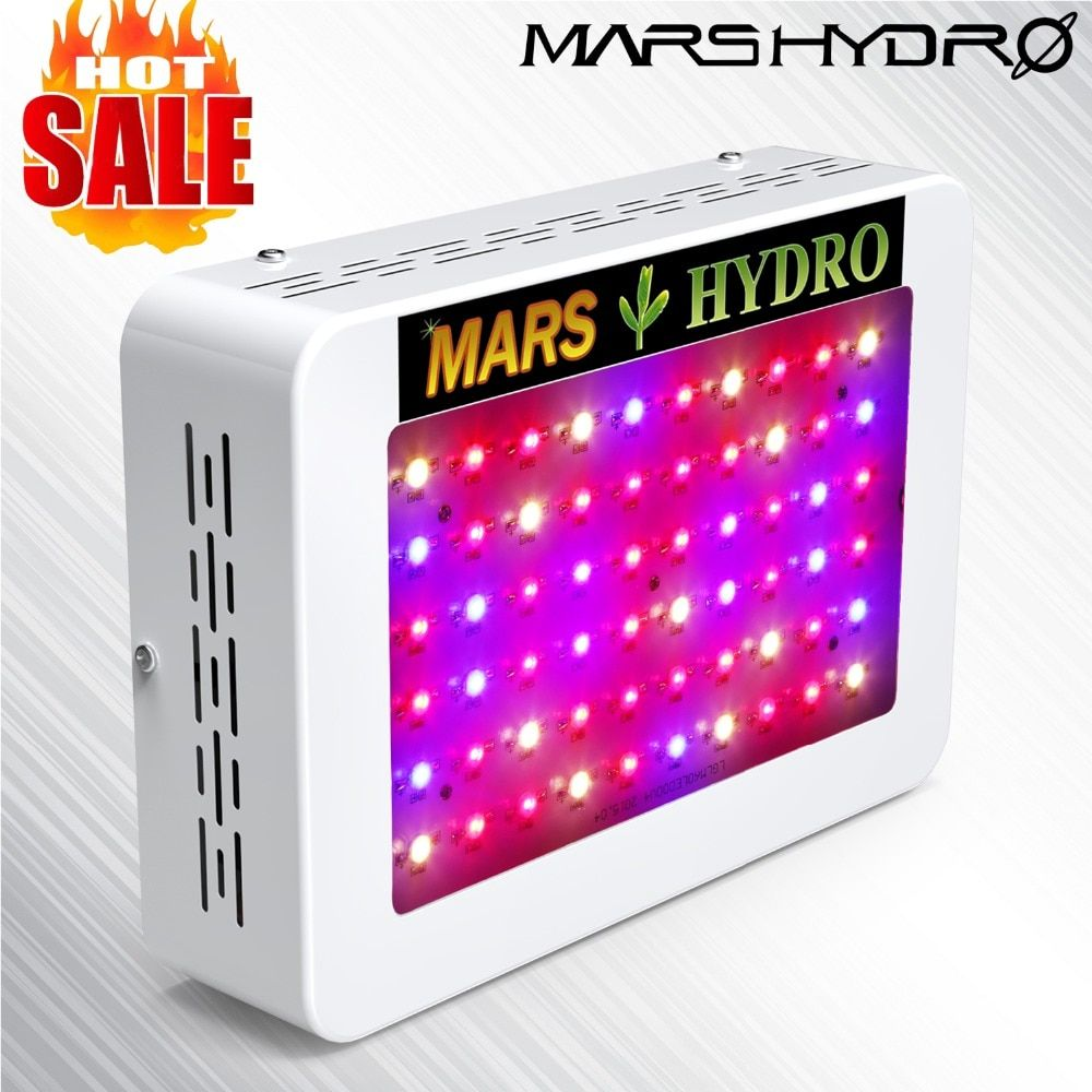Mars Hydro led Grow Light 300W Full Spectrum For indoor Medical plants Grow