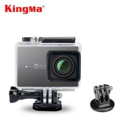 KingMa 45m Diving Waterproof Case Waterproof Housing For Xiaomi Xiaoyi YI Action Camera II 2 / Xiaomi YI 4K Sports Camera 2
