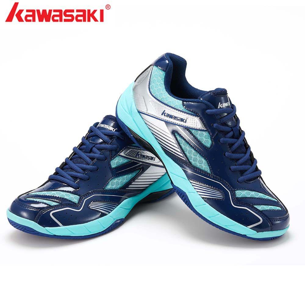 Kawasaki Professionelle Badminton Schuhe für Männer Frauen Marke Innen Gericht Sport Turnschuhe Anti-torsion Anti-Rutschig Komfort K-159
