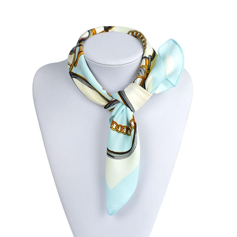 100% twill Шелковый шарф Для женщин Дамы Мода 2016 года Роскошный дизайнерский бренд шарф Высокое качество квадратный Шарфы для женщин женские ...